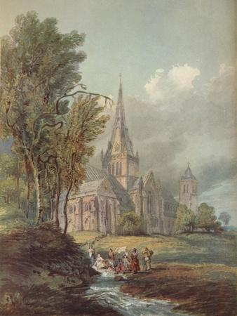 'Glasgow Cathedral', c18th century