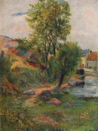 Willow by the Aven, 1888, (1938)