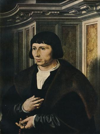 'Man with a Rosary', c1525