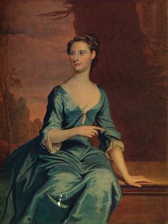 'Mrs. Melancthon Strong (Nee Sanders of Sanderstead)', 18th century