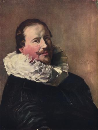 Portrait of a Man in his Thirties, 1633, (1903)
