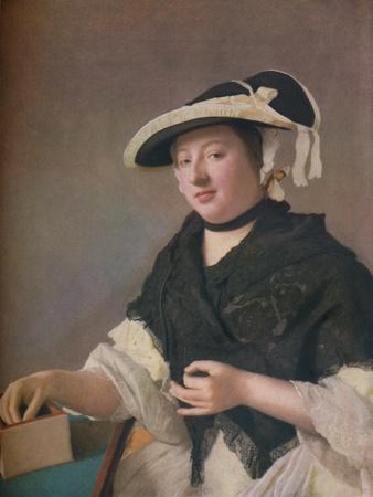 'Lady Fawkener', c1760
