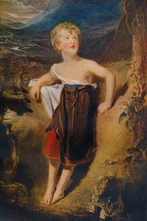 'Lady Georgiana Fane', c1806