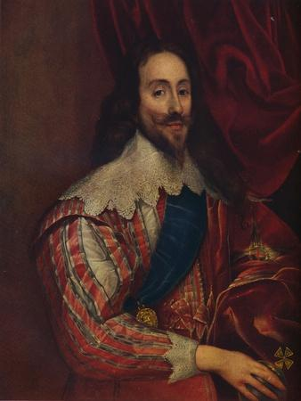 Charles I, King of Great Britain and Ireland, 17th century, (1913)