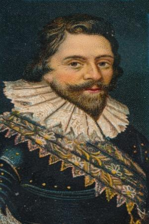Henry Wriothesley, 3rd Earl of Southampton (1573-1624), c1618. (1912)