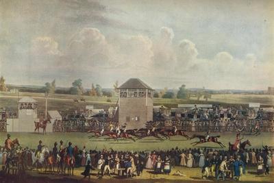 'Ascot Heath Races', 19th century