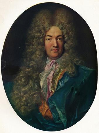Monsieur Calvet (1659-1743), founder the Ecole des Beaux-Arts, Avignon, (1922)