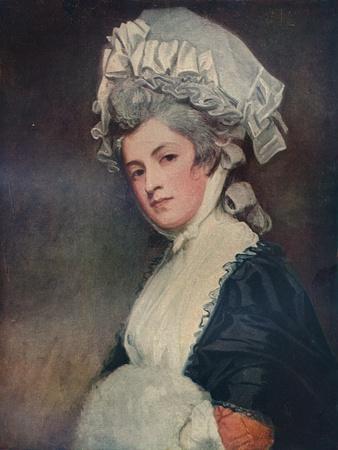 'Mrs Mary Robinson', 1780-1781