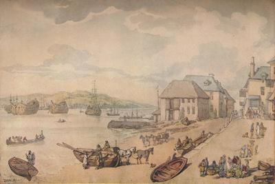 'Tarr Point (Torpoint, Plymouth)', c18th century