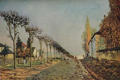 Le chemin de la Machine, 1873, (1929)