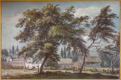 At Englefield Green, c18th century, (1924)