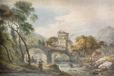 'A Classical Landscape', c18th century