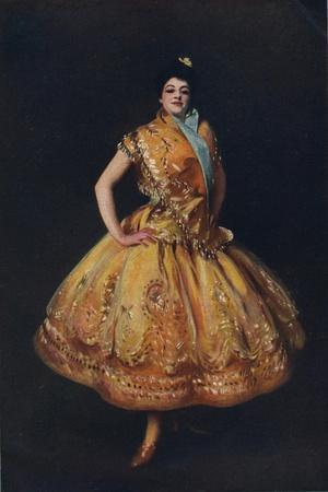 La Carmencita, c1890, (1911)