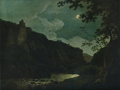 'Dovedale by Moonlight', 1784