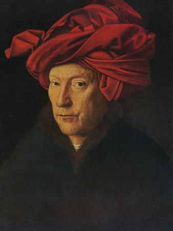 'Portrait of a Man (Self Portrait?)', 1433