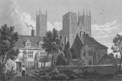 'Canterbury Cathedral. Kent', c1831