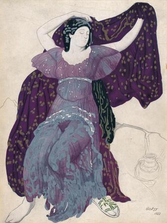 'Echo Abandonée', 1922, (1923)