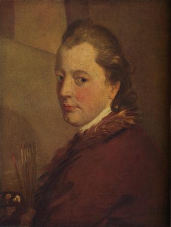 'Self Portrait', c1790