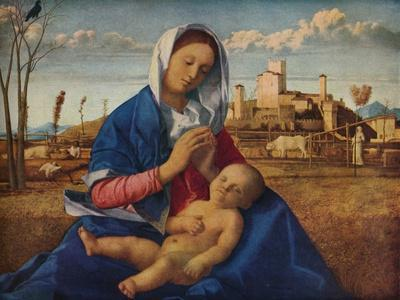 'Madonna of the Meadow', c1500