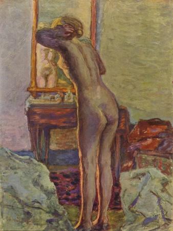 'Nu A La Coiffeuse', 1935