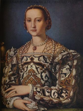 'Eleonora di Toledo,' c1559