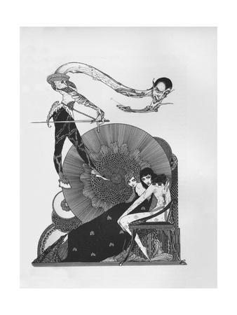 'Half-Title of Goethe's Faust', 1925