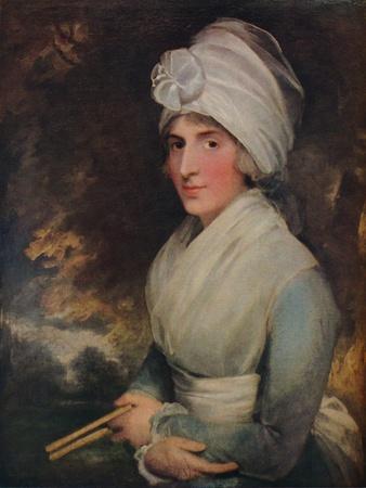 'Sarah Siddons', 1787