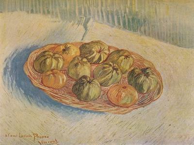 'Panier Rempli De Pommes', 1887