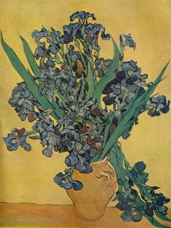 'Nature Morte: Iris', 1890