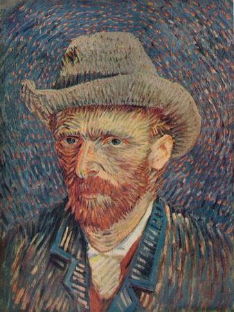 'Portrait De L'Artiste', 1887