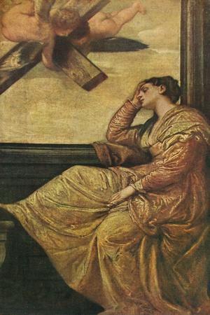 'The Dream of Saint Helena', 1570, (1909)