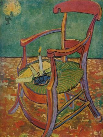 'Le Fauteuil De Gauguin', 1888