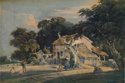 'Devonshire Farm', c1798
