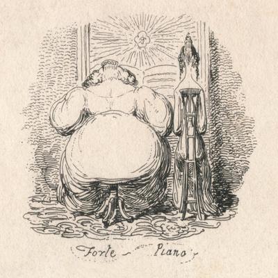 'Forte Piano', 1829