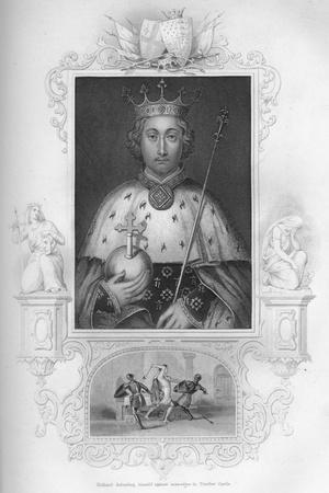 'Richard II', 1859