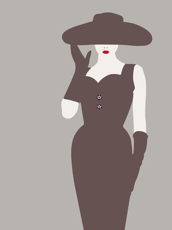 Lady No. 15