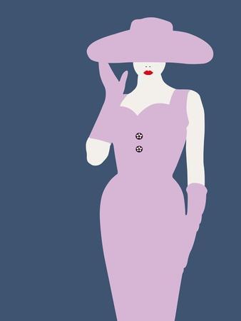 Lady No. 14