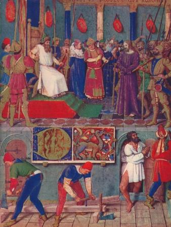 'Jesus Before Pontius Pilate', c1455, (1939)