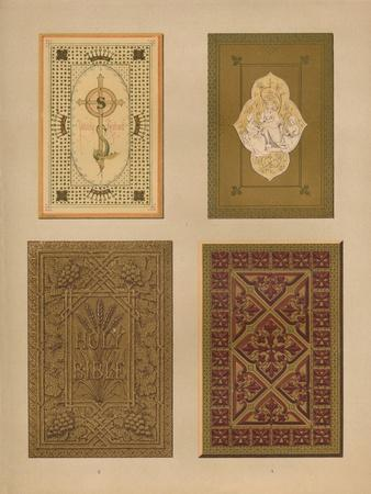 'Book Covers', 1893