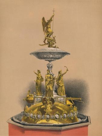 'Presentation Piece to the Burgomaster C. De Bruckere', 1893