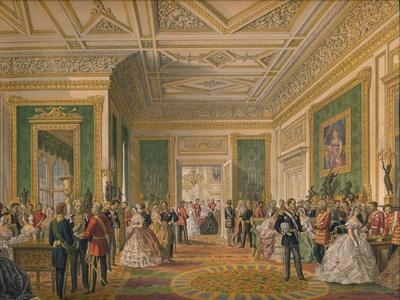 'The Signing of the Marriage Attestation Deed', 1863