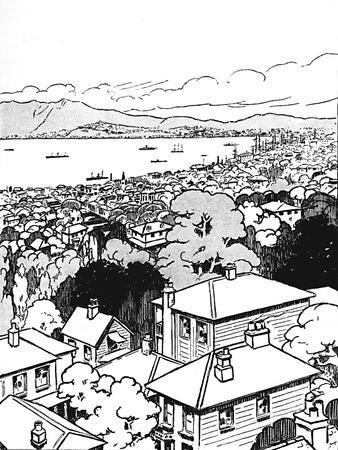 'Wellington', 1912