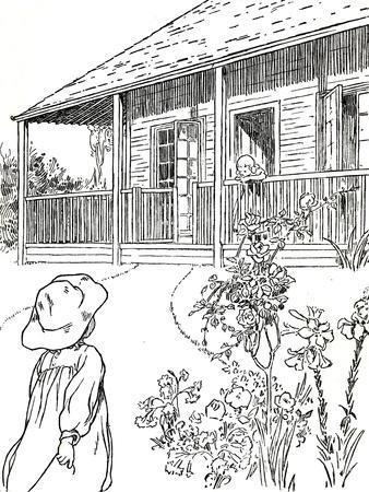 'A Settler's Home', 1912