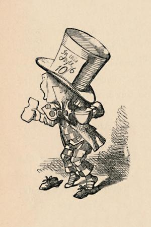'The Mad Hatter in Court', 1889