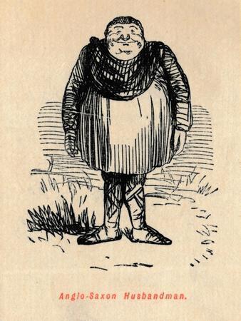 'Anglo-Saxon Husbandman', c1860, (c1860)