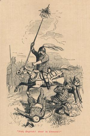 Flee, English! Dead is Edmond!', c1860, (c1860)
