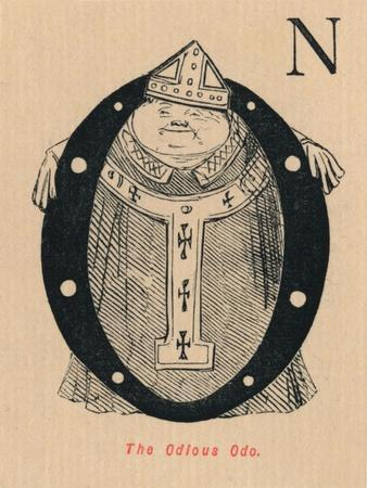 'The Odious Odo', c1860, (c1860)