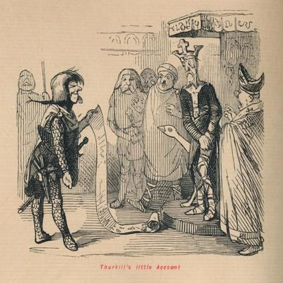 'Thurkill's little Account', c1860, (c1860)