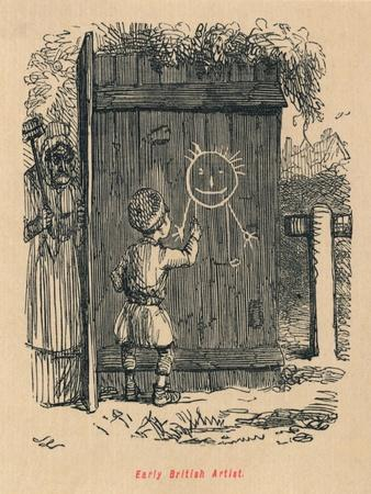 'Early British Artist', c1860, (c1860)