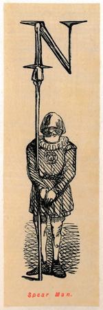 'Spear Man',